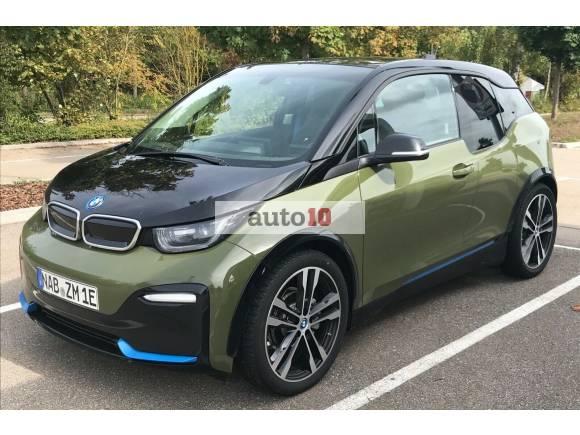 BMW i3s 120 Ah - Individual Urban Green