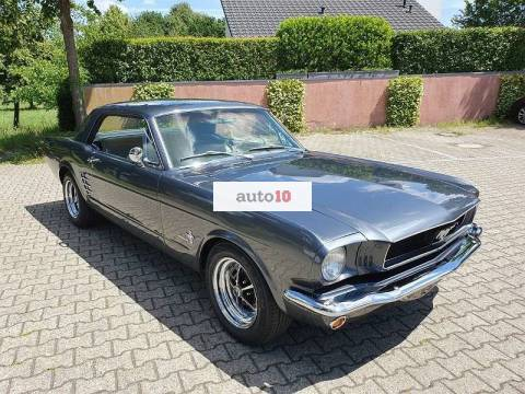 Ford Mustang 289 V8 Coupe