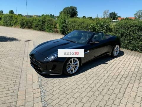 Jaguar F-Type Cabriolet S