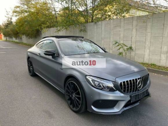 Mercedes-Benz C 43 AMG Coupe 4Matic Night Edition