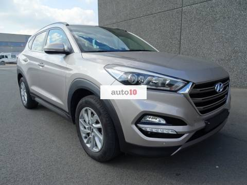 Hyundai Tucson Executive 1.7 CRDI