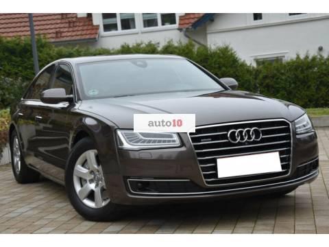 Audi A8 3.0 TDI clean diesel quattro tiptronic Matrix