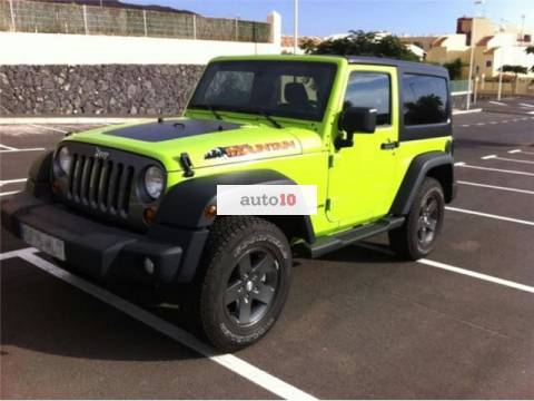 Jeep Wrangler 2.8 CRD Mountain Aut.