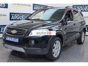 Chevrolet Captiva LTX 7 PLAZAS 4X4