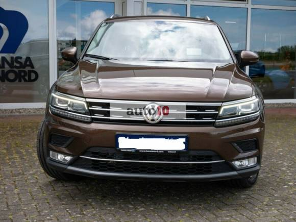 Volkswagen Tiguan 2.0 TDI Highline LED
