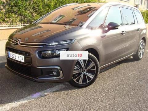 Citroen Grand C4 Picasso 1.6BlueHDI S&S SHINE