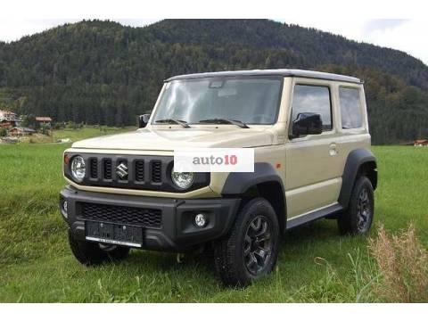 Suzuki Jimny 1.5 ALLGRIP Automatik Comfort+