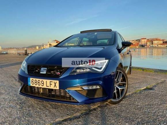 Seat Leon 2.0TDI FR Fast Edition