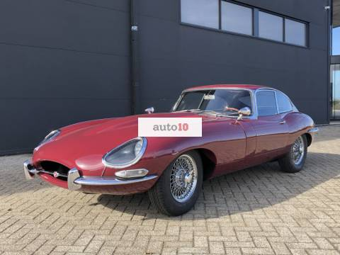 Jaguar E-Type SI