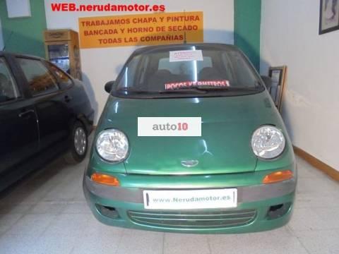 DAEWWO MATIZ 800CC- OFERTADO 1.250€ POR CIERRE