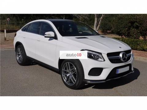 Mercedes-Benz Gle 350 d Amg 4matic BlueTec