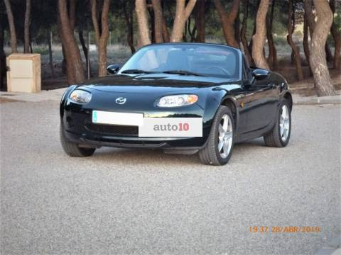 Mazda MX5 NC 1.8 Roadster Coupe