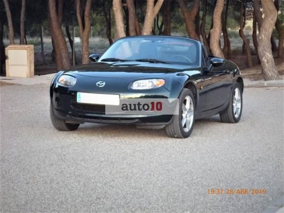 Mazda MX5 NC 1.8 Roadster Coupe