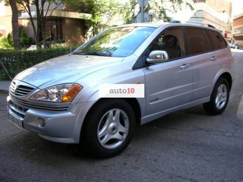 SsangYong Kyron Limited 200Xdi Automatico