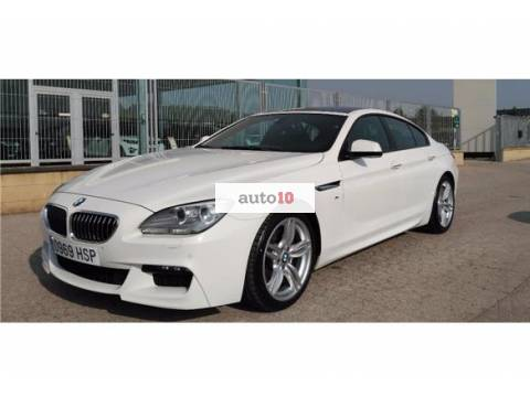 Bmw 640 F06 Gran Coupe