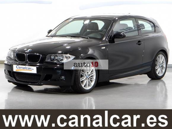 BMW 118 2.0 D Serie especial 'Pack M'