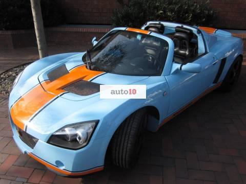 Opel Speedster 2.2 Cabrio