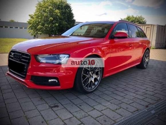 Audi S4 Avant S4 Avant quattro ABT