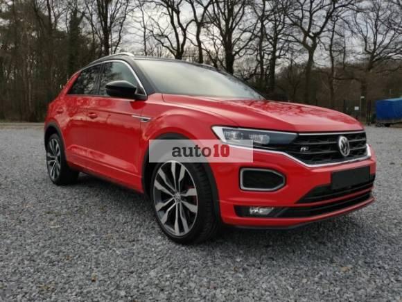 Volkswagen T-Roc 2.0 TSI DSG 4Motion R-LINE