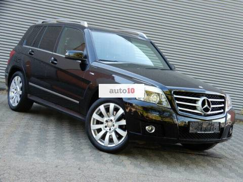 Mercedes-Benz GLK 220 4-Matic