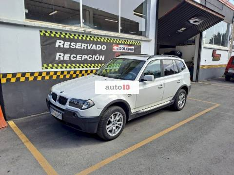 SE VENDE BMW X3 2.0D