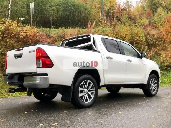 Toyota HiLux 150HK 2015
