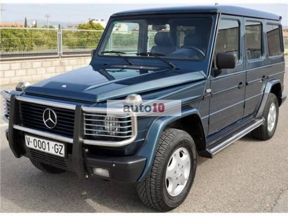 Mercedes-Benz G 300 DT SW Largo