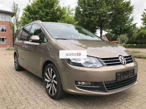 Volkswagen Sharan 2.0 TDI 4Motion BlueMotion Technology Highline