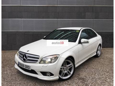 Mercedes-Benz C 220 CDI BE AMG LINE +EXTRAS