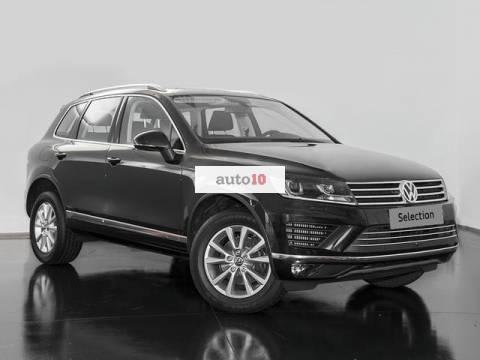 Volkswagen Touareg 3.0 TDI Tiptronic BMT 262CV