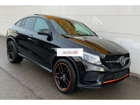 Mercedes-Benz GLE350 d Coupe 9G 4M*