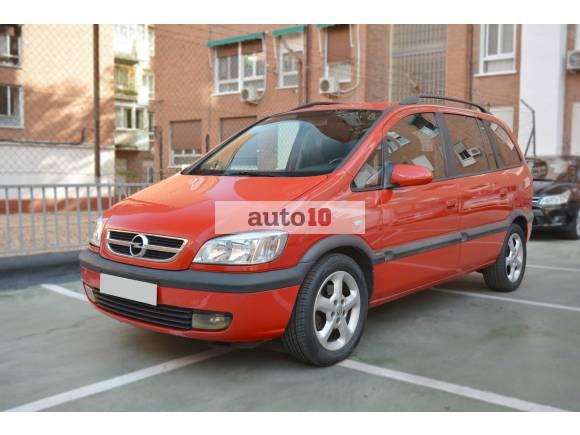 Opel Zafira 2.2 DTI 16v Elegance 125CV