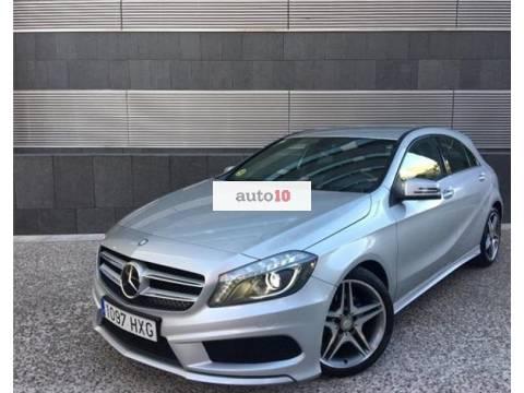 Mercedes-Benz A 200 CDI BE AMG LiNE 7G-DCT+NACIONAL+EXTRAS