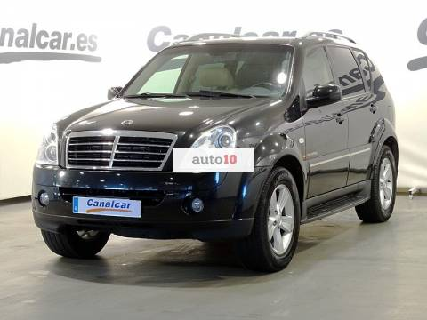 SsangYong REXTON 270XVT LIMITED AUTO