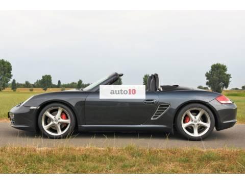 Porsche Boxster S 3.4