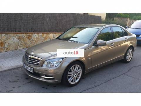 2010 Mercedes-Benz C 220 CDI BE Edition Aut
