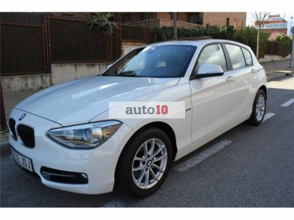 BMW 120 dA Sport
