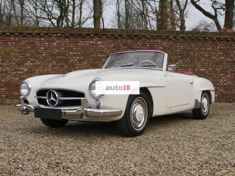 Mercedes 190SL 1960