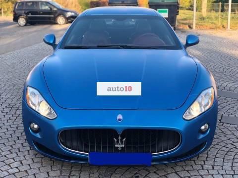 Maserati Granturismo - Línea S