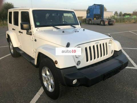 Jeep Wrangler Sahara Unlimited 2.8 CRD Aut