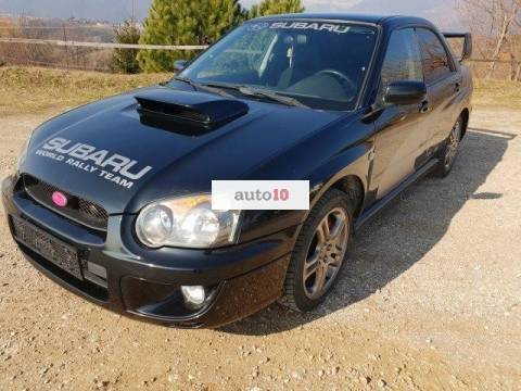 Subaru Impreza 2.0 turbo 16V cat WRX EC