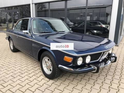BMW 2800cs E9 coupe