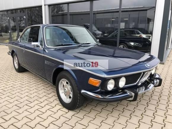 BMW 2800cs E9 coupe