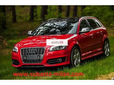 Audi A3 Sportback 2.0 TDI Ambiente quattro Navi Xenon Panorama