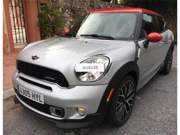 Mini John Cooper Works Paceman ALL4 Aut.