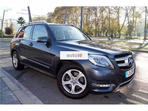 Mercedes-Benz GLK 200 200CDI BE