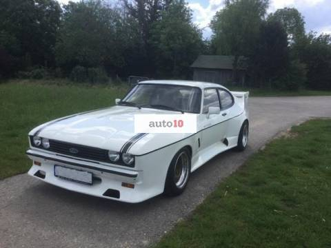 Ford Capri Turbo Look