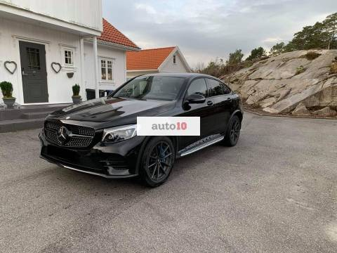 Mercedes-Benz GLC 350e 4MATIC Aut