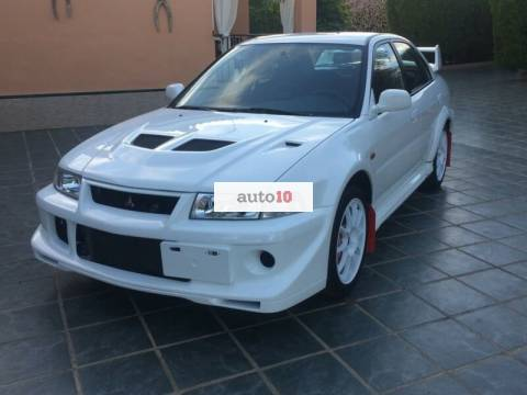 Mitsubishi Lancer Evolution VI Tommi Makinen Edition LHD