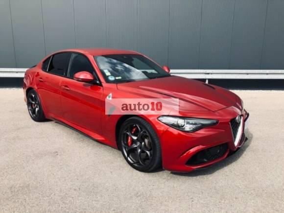 Alfa Romeo Giulia QV V6 Bi-Turbo